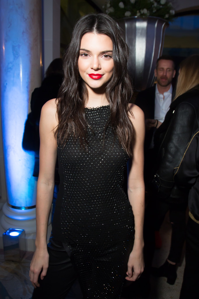 Kendall Jenner 2016 : Kendall Jenner: Editorialist 2016 Issue Launch Party -01