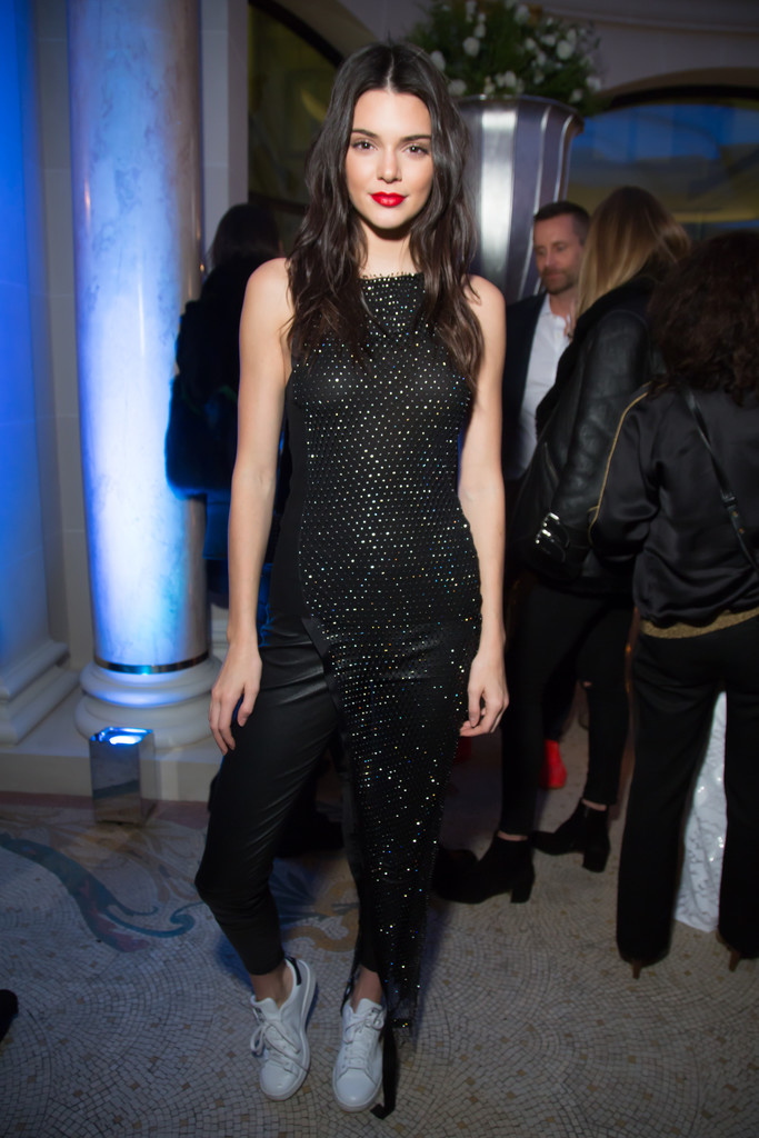 Kendall Jenner 2016 : Kendall Jenner: Editorialist 2016 Issue Launch Party -06