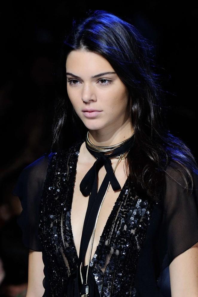 Kendall Jenner: Elie Saab Runway -62