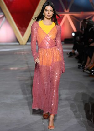 Kendall Jenner - Fashion for Relief Charity Gala Runway Show in Cannes
