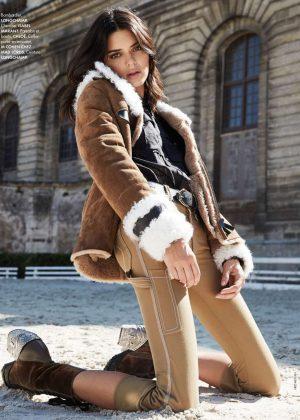 Kendall Jenner for Elle France Magazine (October 2018)