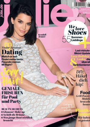 Kendall Jenner for Jolie Magazine (August 2018)