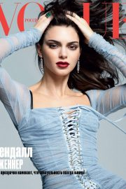 Kendall Jenner for Vogue Russia Covers (May 2019)