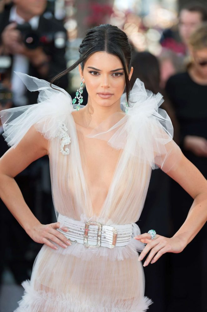 Kendall Jenner - 'Girls Of The Sun' Premiere at 2018 Cannes Film Festival