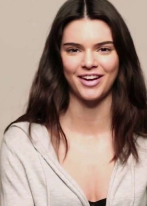 Kendall Jenner: GQ 2015 (Behind the Scenes) -02