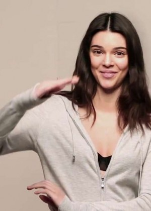 Kendall Jenner: GQ 2015 (Behind the Scenes) -05