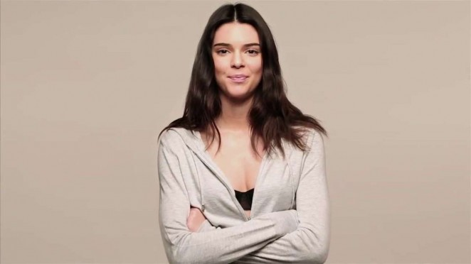 Kendall Jenner: GQ 2015 (Behind the Scenes) -22