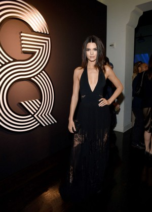 Kendall Jenner: GQ and Giorgio Armani Grammys After Party -18