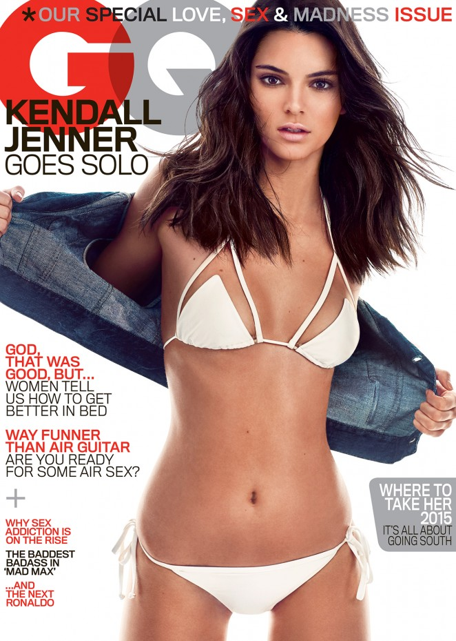 Kendall Jenner - GQ Magazine (May 2015)