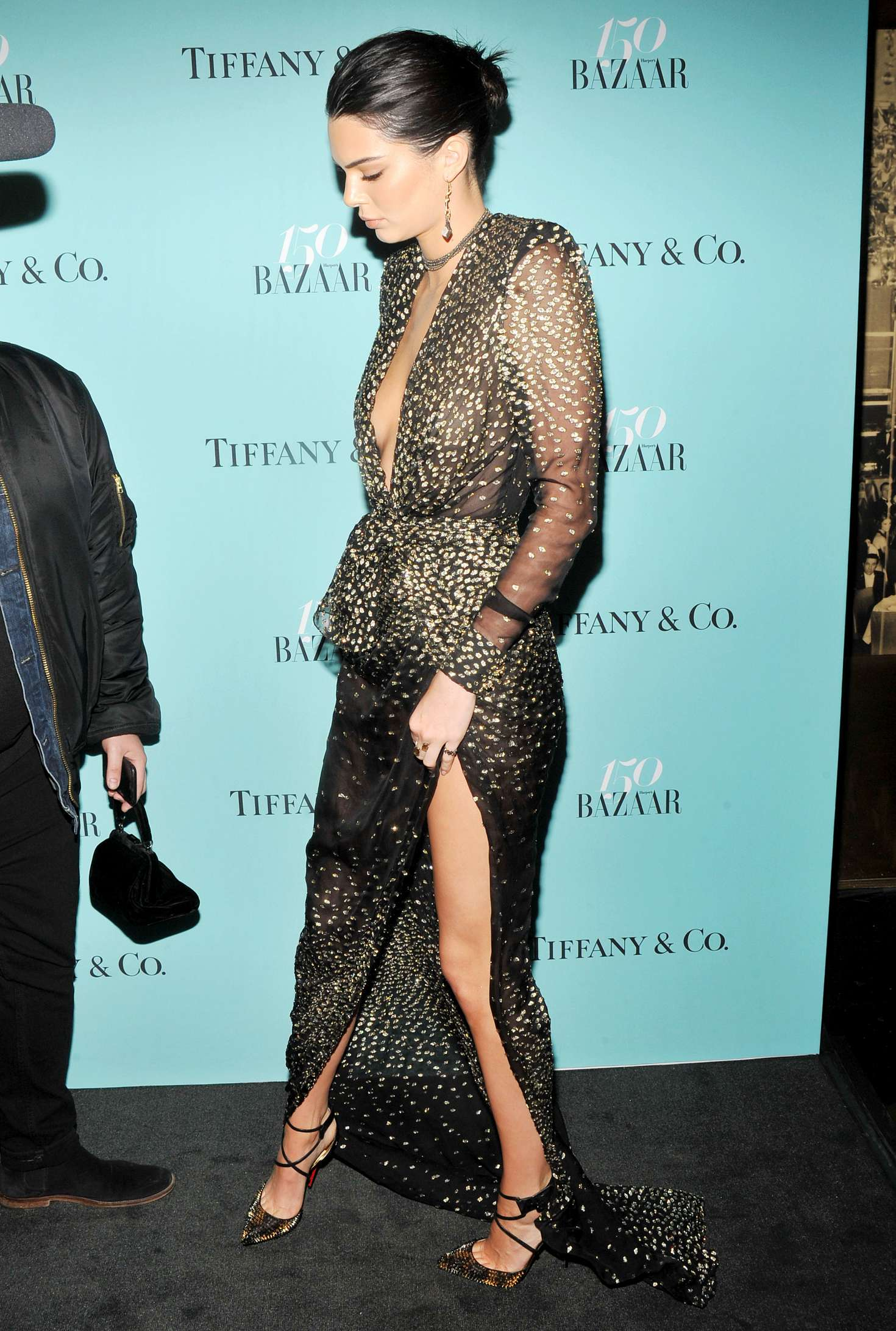 Kendall jenner at harpers tiffany co celebrate naked (86 pics)