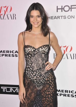 Kendall Jenner - Harper's Bazaar Celebrates 150 Most Fashionable Women in West Hollywood