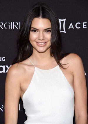 Kendall Jenner - Harpers Bazaar ICONS Event in NY