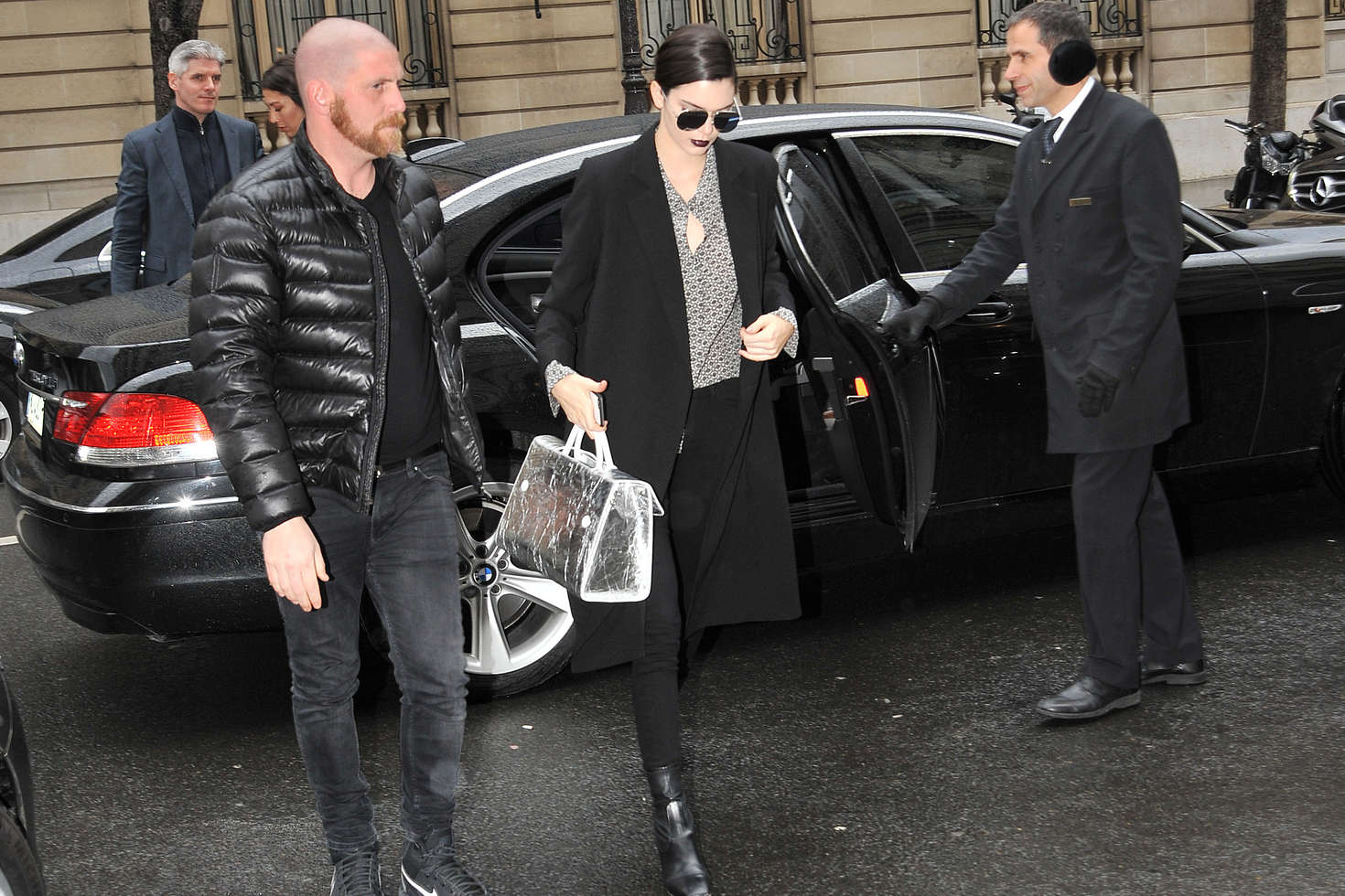 Kendall Jenner 2016 : Kendall Jenner: Heading to Elie Saab Show 2016 -12