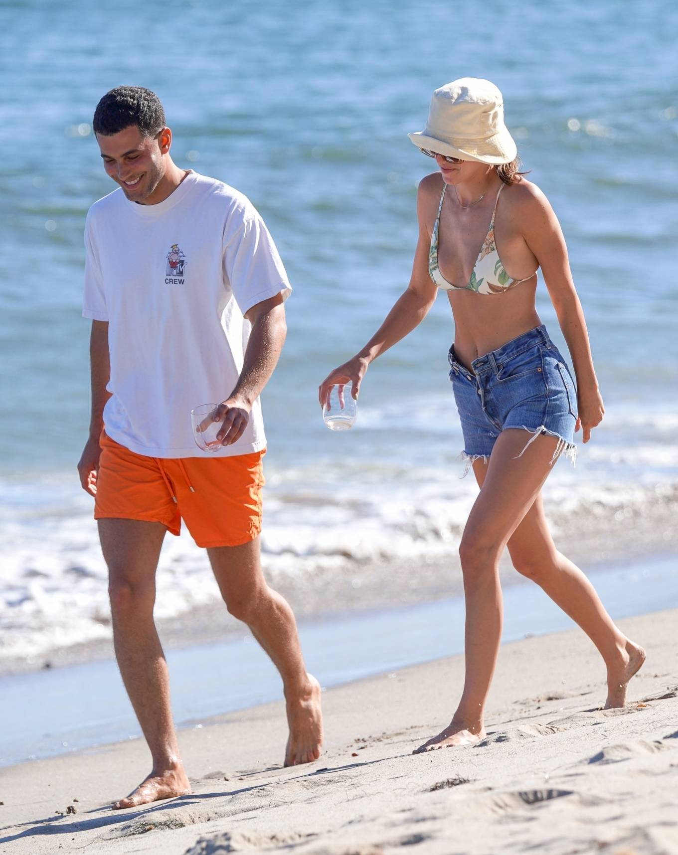 Kendall Jenner Photographed with NBA Star Devin Booker