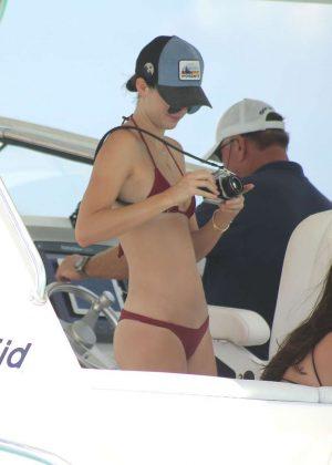 Kendall Jenner in Bikini -04