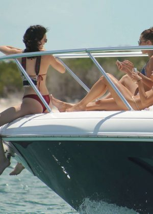 Kendall Jenner in Bikini -11