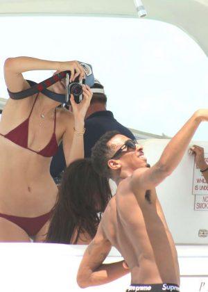 Kendall Jenner in Bikini -16