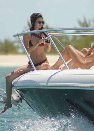 Kendall Jenner in Bikini -19
