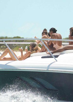 Kendall Jenner in Bikini -24
