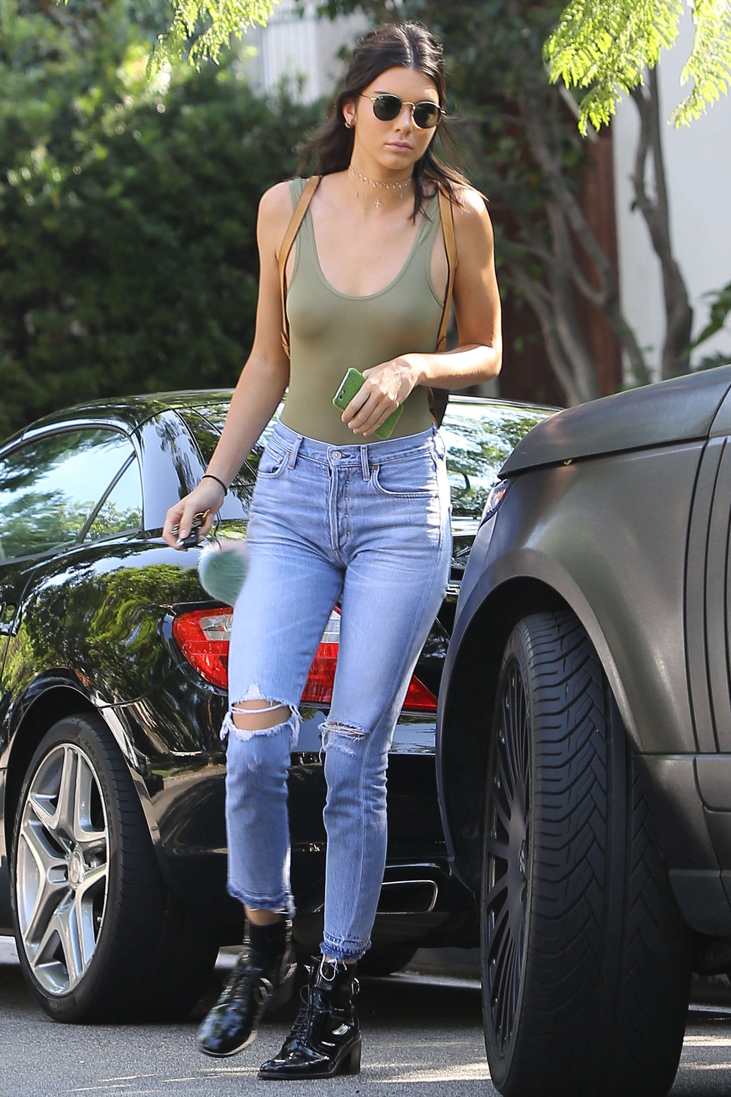 Kendall Jenner In Jeans 11 Gotceleb