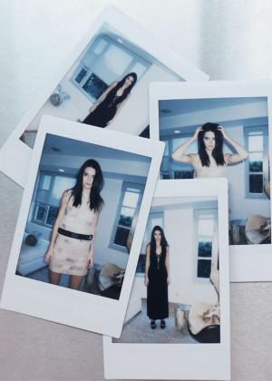 Kendall Jenner - Interview Magazine (September 2015)