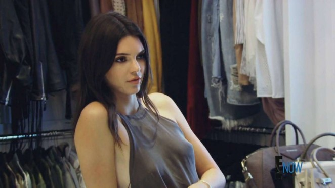 Kendall Jenner - Keeping Up with the Kardashians (2015) S11E04