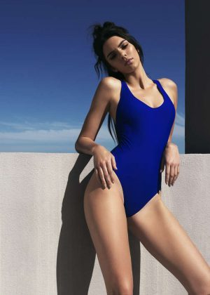 Kendall Jenner: KendallandKylie Topshop 2016 Summer Swimwear Collection -02