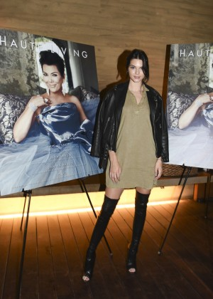 Kendall Jenner - Kris Jenner's Haute Living Cover Celebration Party in Malibu