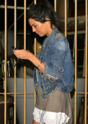 Kendall Jenner - LA Brea Avenue in LA