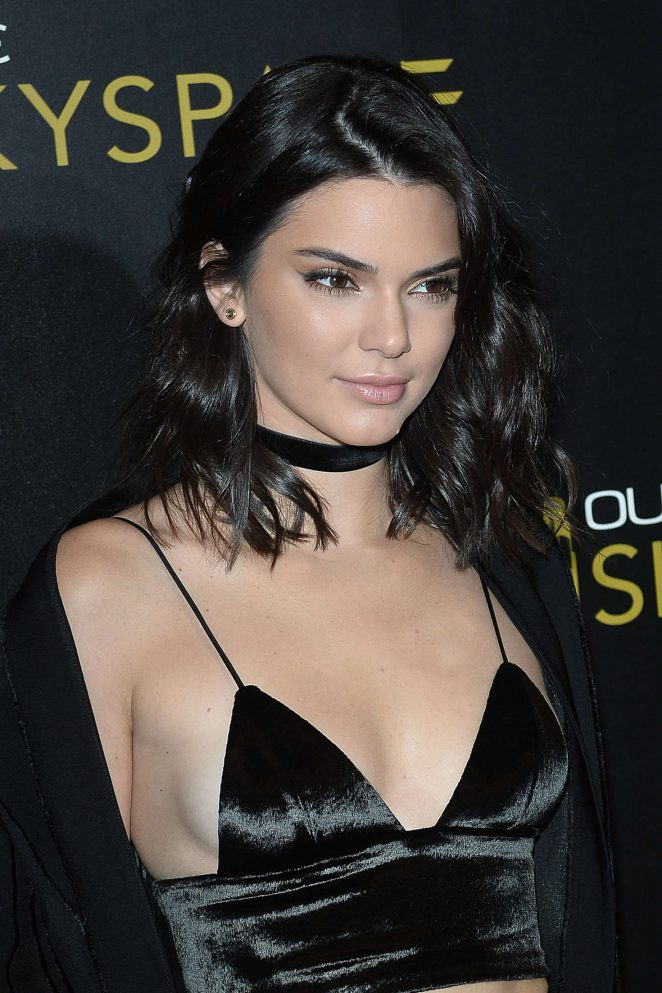 Kendall Jenner: Launch Of OUE Skyspace -12