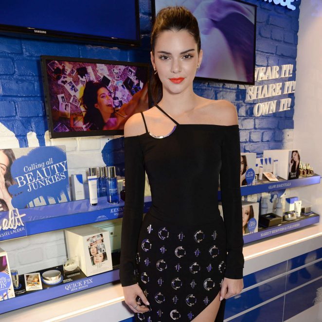 Kendall Jenner: Launch of The Estee Edit -04