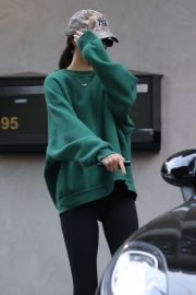 Kendall Jenner - Leaves a dermatologist office in Beverly Hills