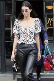 Kendall Jenner - Leaving The Bowery Hotel in New York
