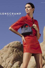 Kendall Jenner - Longchamp Campaign SS 2020