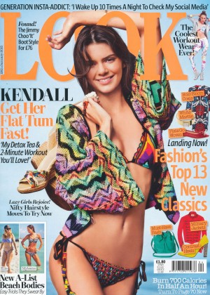 Kendall Jenner - Look Magazine (January 2015)