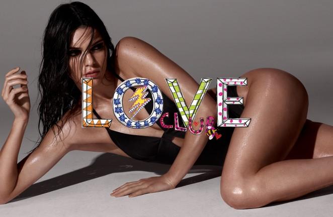 Kendall Jenner - Love Magazine 2016