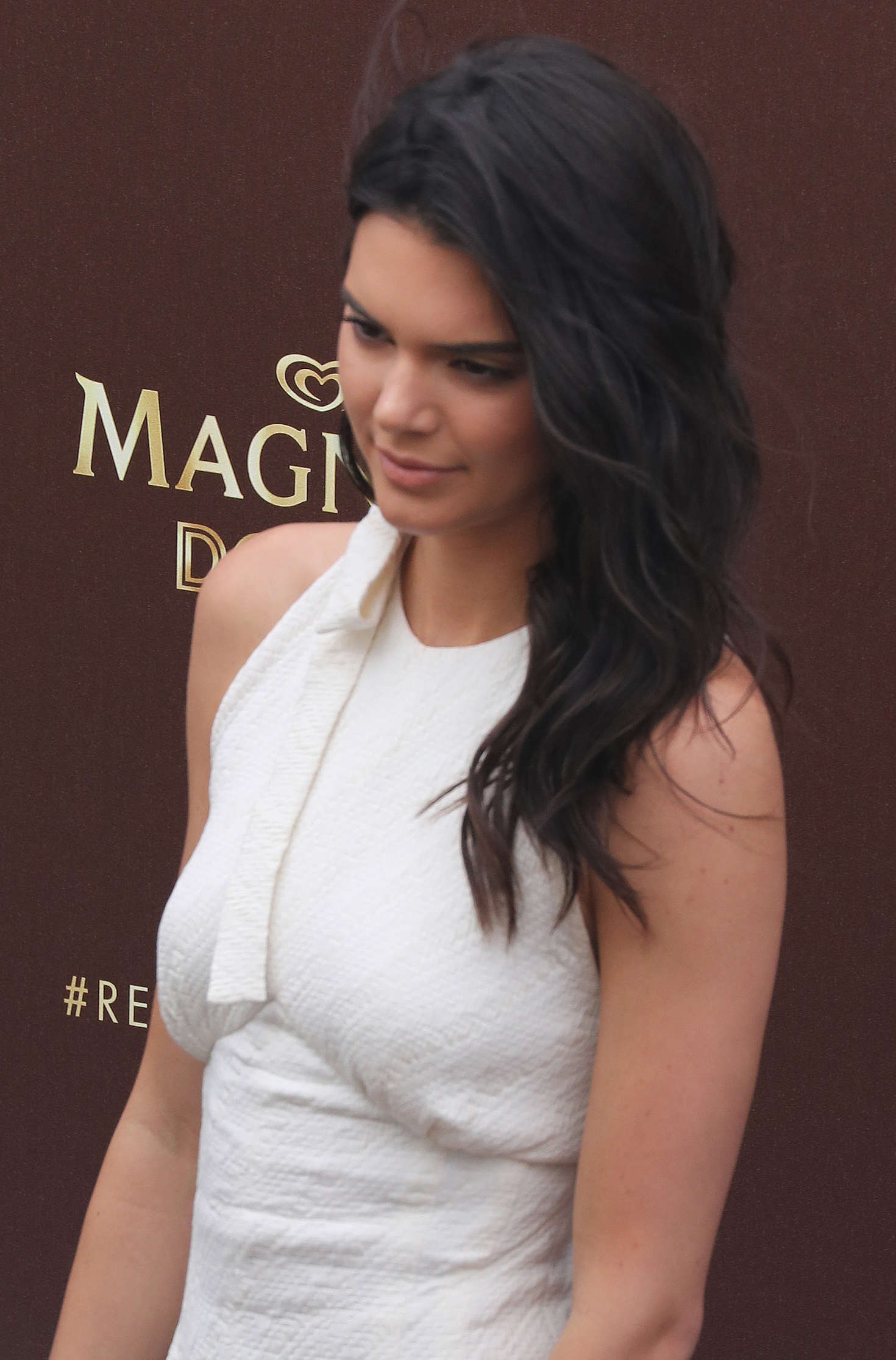 Kendall Jenner - Magnum Beach during the 69th Cannes Film Festival