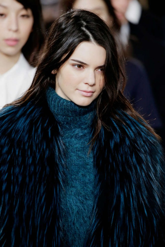 Kendall Jenner - Michael Kors Fashion Show 2015 in NYC