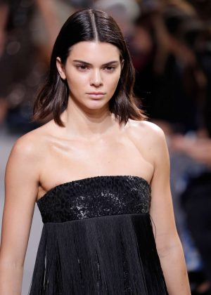 Kendall Jenner - Michael Kors Show at 2017 NYFW in New York
