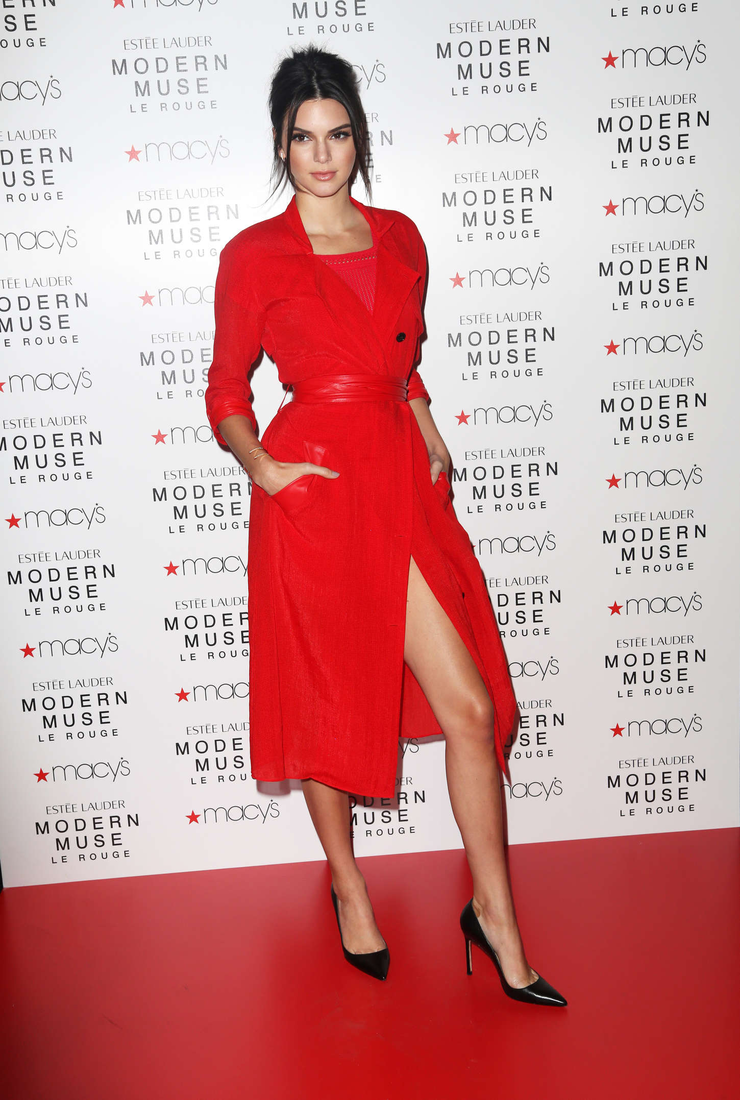 Kendall Jenner - Modern Muse Le Rouge New Fragrance in NYC