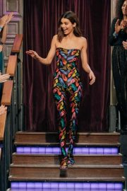 Kendall Jenner - On Late Show with James Cordon in LA