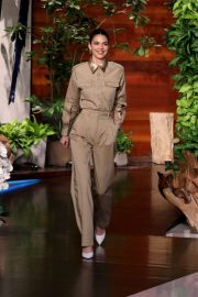 Kendall Jenner - On 'The Ellen DeGeneres Show' in Burbank