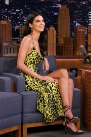 Kendall Jenner - On 'The Tonight Show Starring Jimmy Fallon' in NYC