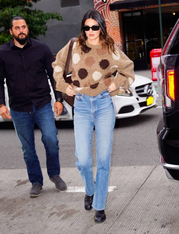 Kendall Jenner - Out and About in New York City