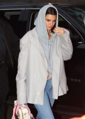 Kendall Jenner - Out and about in New York
