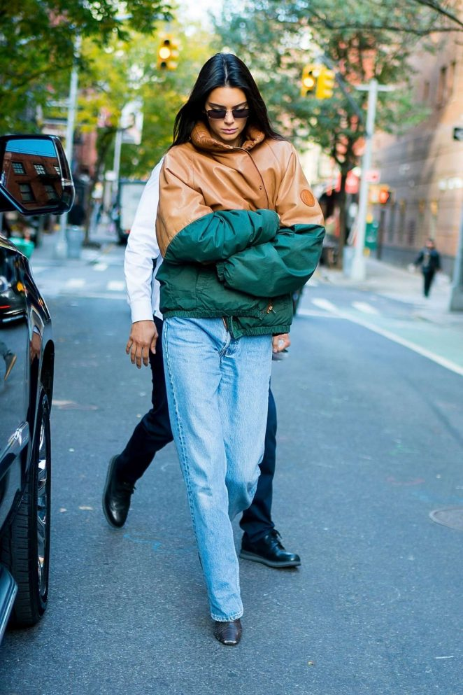 Kendall Jenner – Out and about in NYC