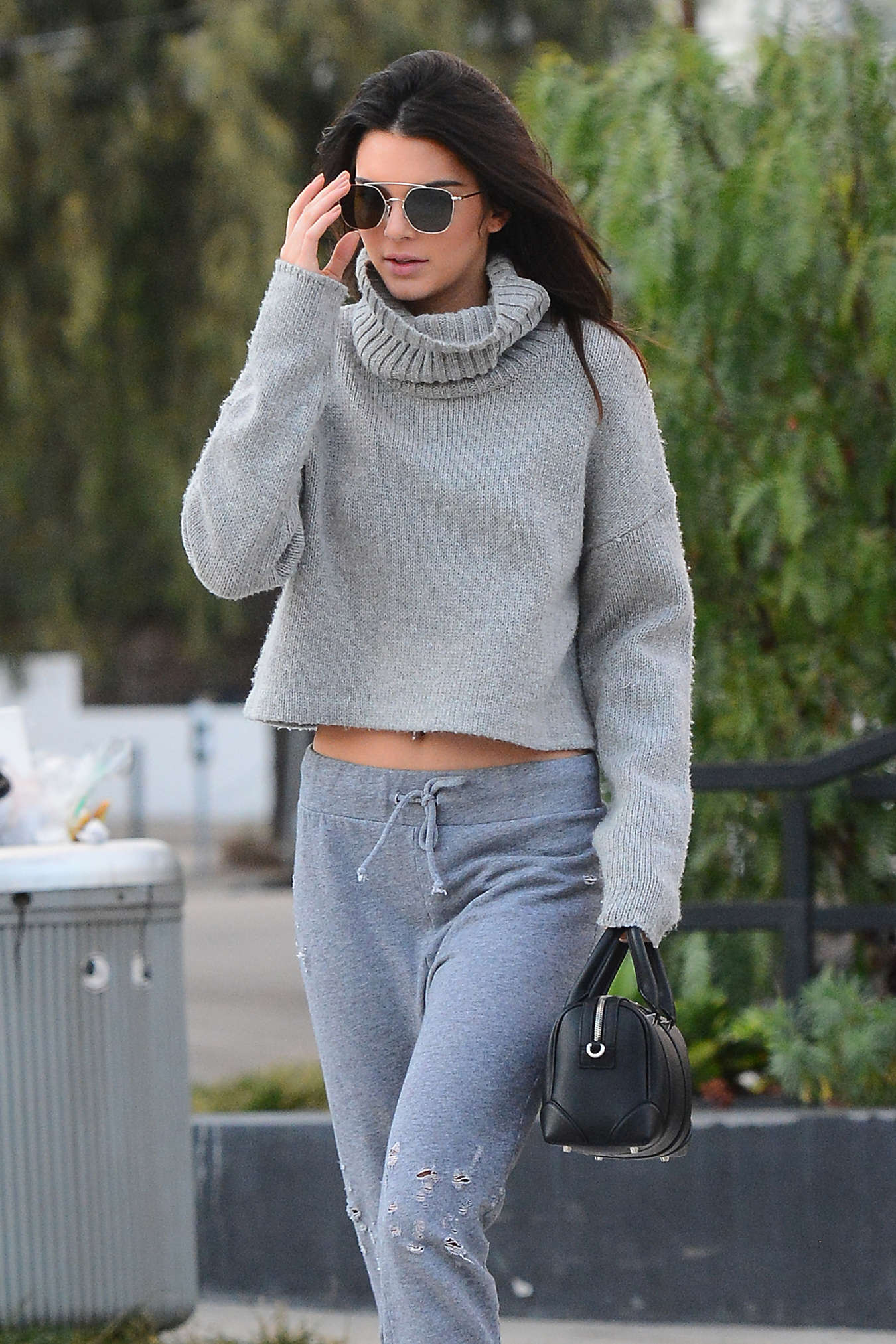 Kendall Jenner - Out and about in West Hollywood