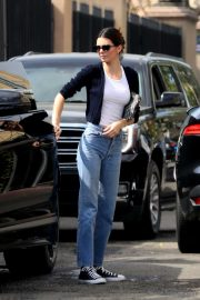 Kendall Jenner - Out at Goyard in Beverly Hills