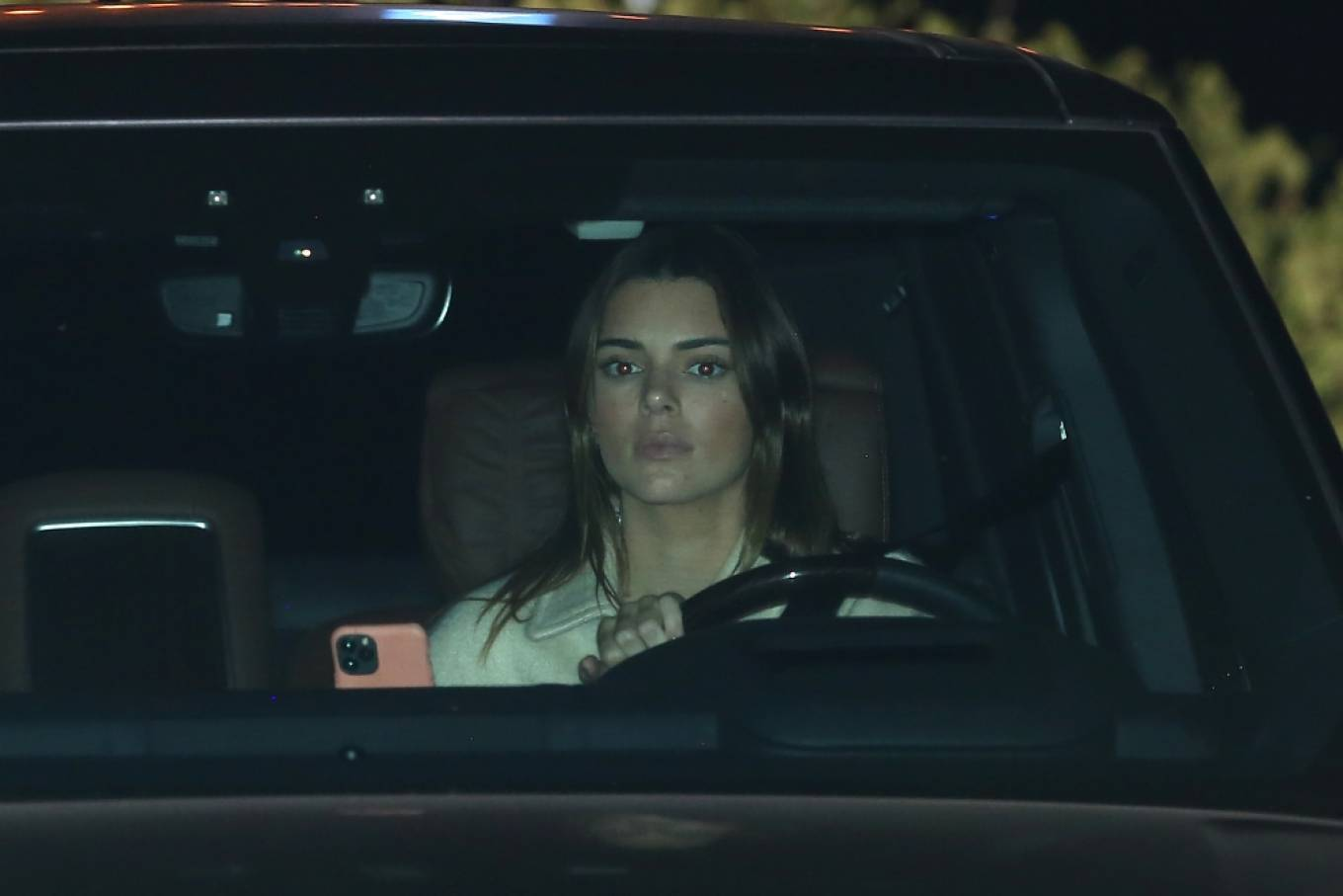 Kendall Jenner - Out for dinner at Nobu in Malibu