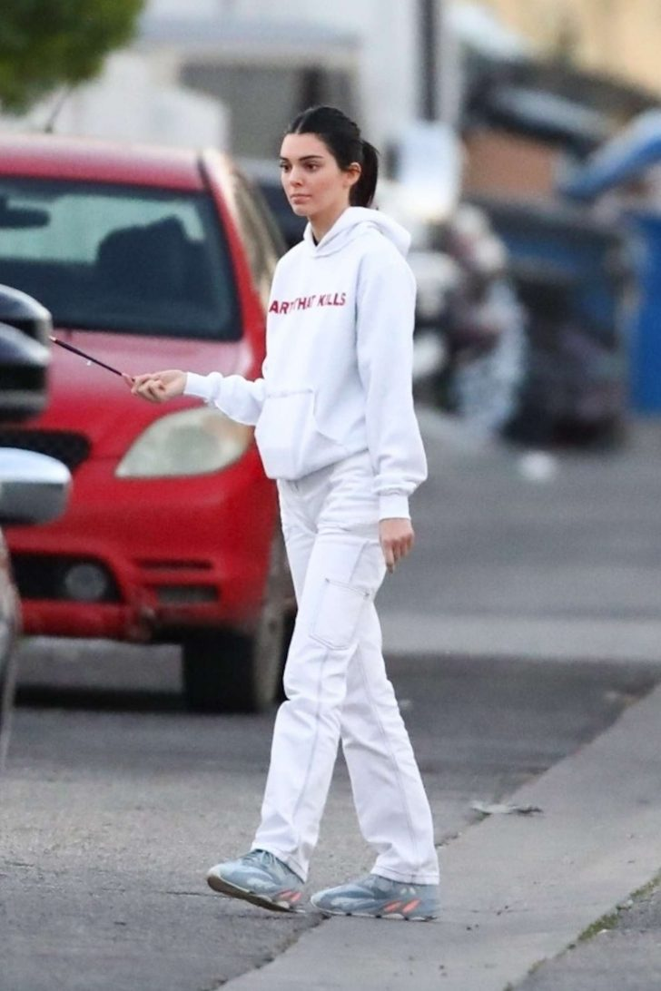 Kendall Jenner 2019 : Kendall Jenner: Out in Los Angeles -03
